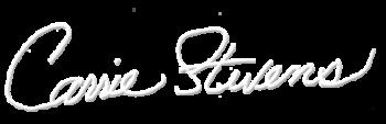 Carrie Stevens Signature