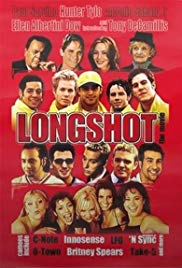 Longshot DVD box Cover