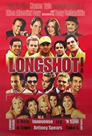 Longshot DVD box Cover