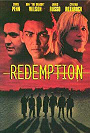 Redemption DVD box Cover